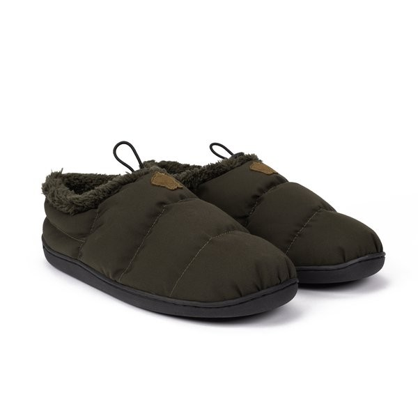 Nash Tackle Green Deluxe Bivvy Slippers