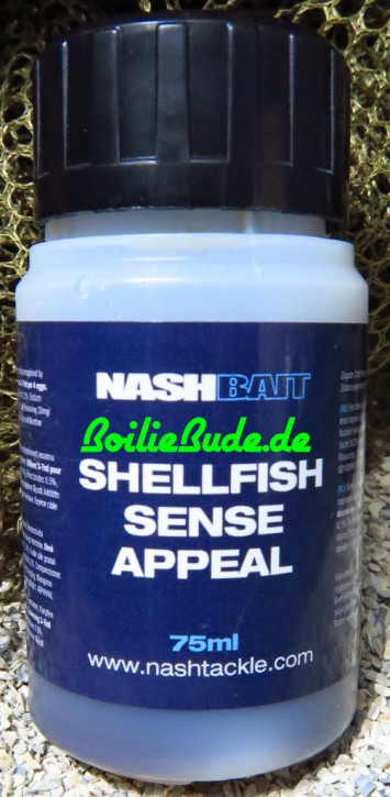 Nashbait Shellfish Sense Appeal 75ml
