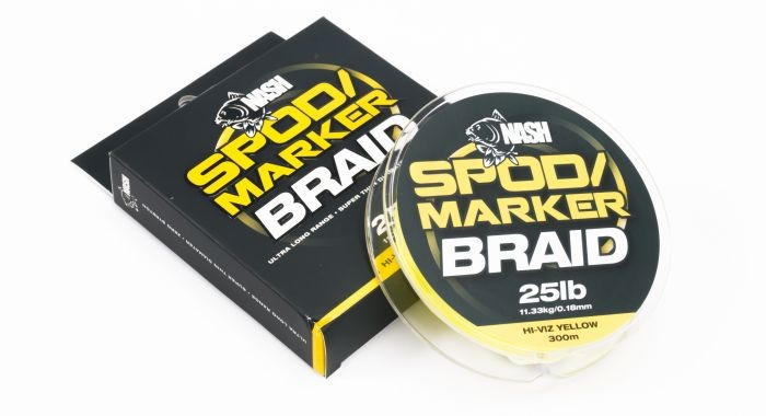 Nash Tackle Spod & Marker Braid