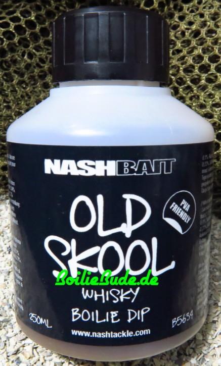 Nashbait Whisky Boilie Dip 250ml