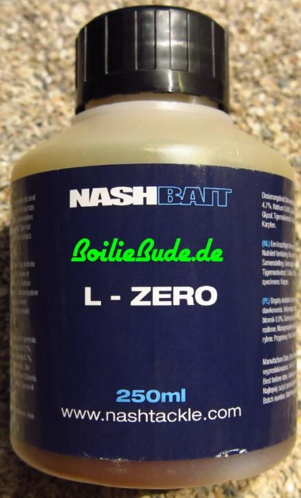 Nashbait L-Zero 30 250ml
