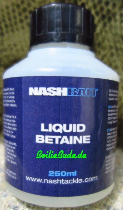 Nashbait Liquid Betaine, 250ml