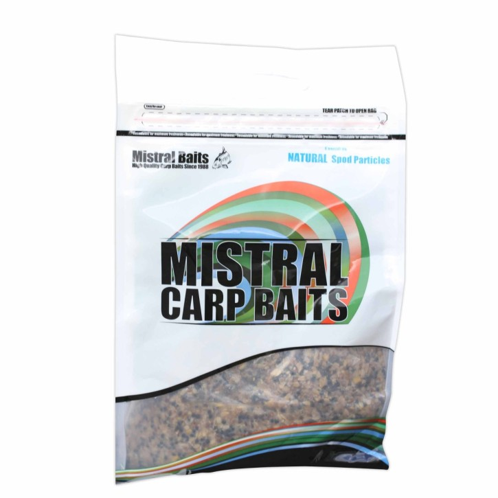 Mistral Baits Natural Spod Particles, 4kg