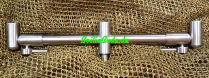 Steve Neville Stainless Steel 3er Buzzer Bar Adjustable
