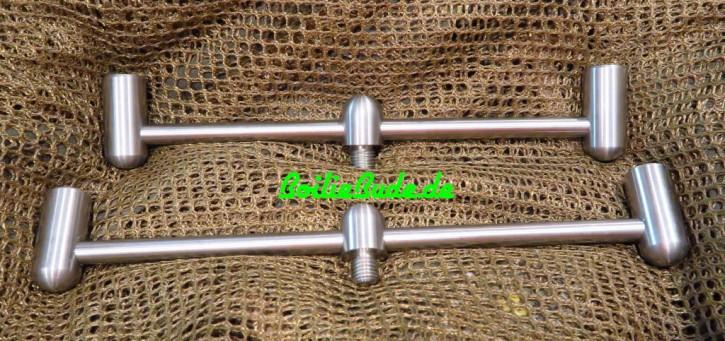Steve Neville Stainless Steel 2er Buzzer Bars Fixed