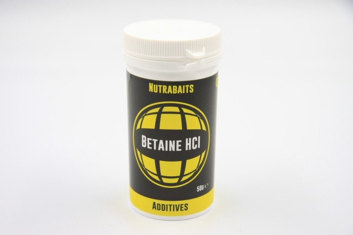 Nutrabaits Betaine HCI 50gr.