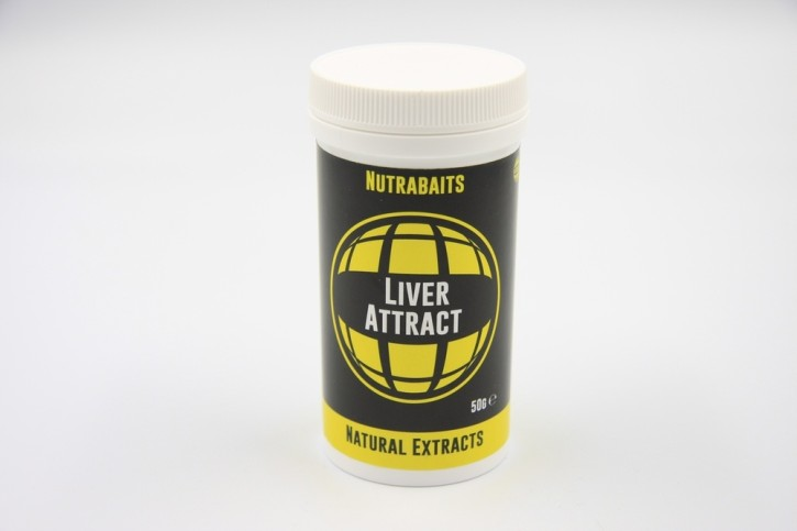 Nutrabaits Liver Attract 50gr.