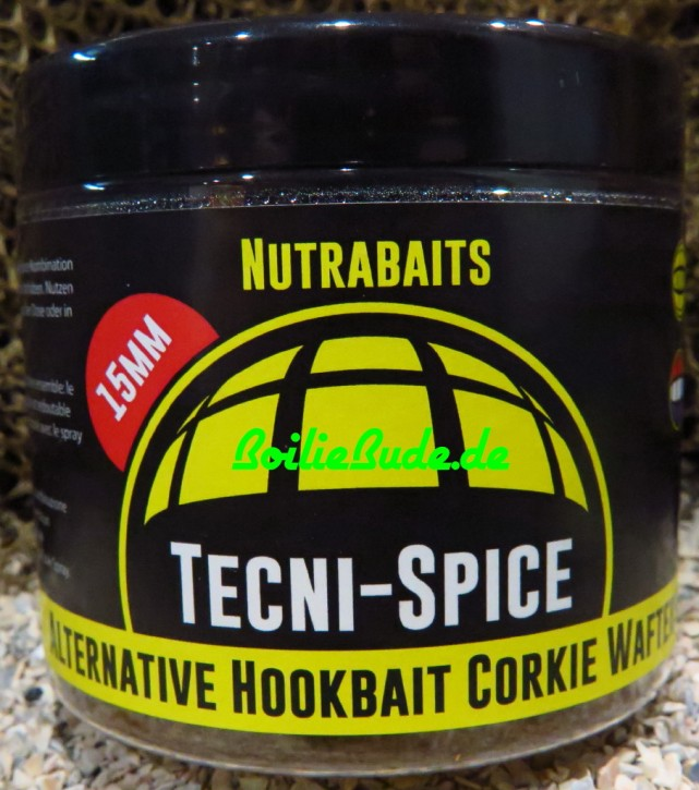 Nutrabaits Tecni Spice Hi-Attract Wafter 15mm