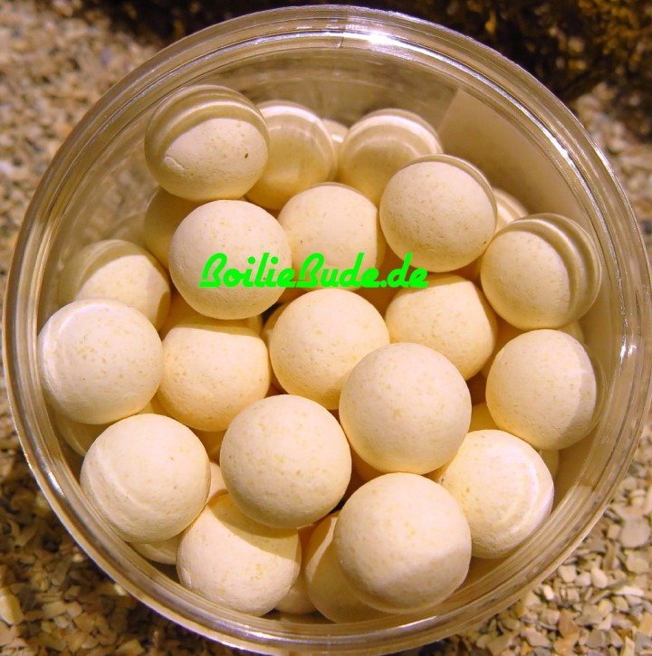 West Country Baits Old School Hi-Attract Cream Complex Pop Up 15mm White