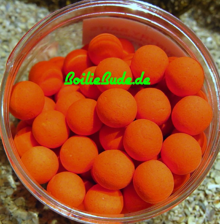 West Country Baits Old School Hi-Attract Cream Complex Wafter 12mm Orange
