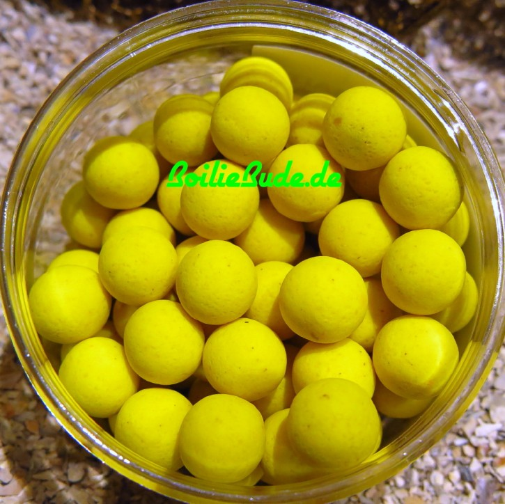 West Country Baits Old School Hi-Attract Fruit Ester Wafter 12mm Yellow