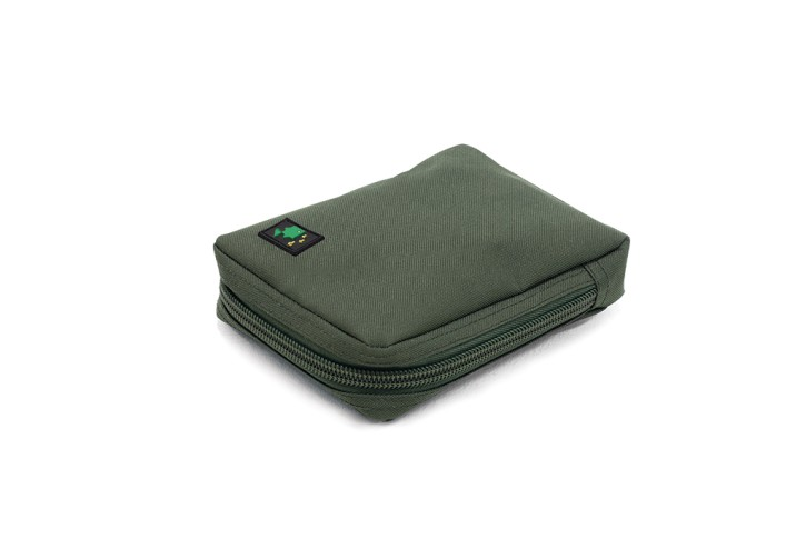 Thinking Anglers Solid Zip Pouch Large 600D