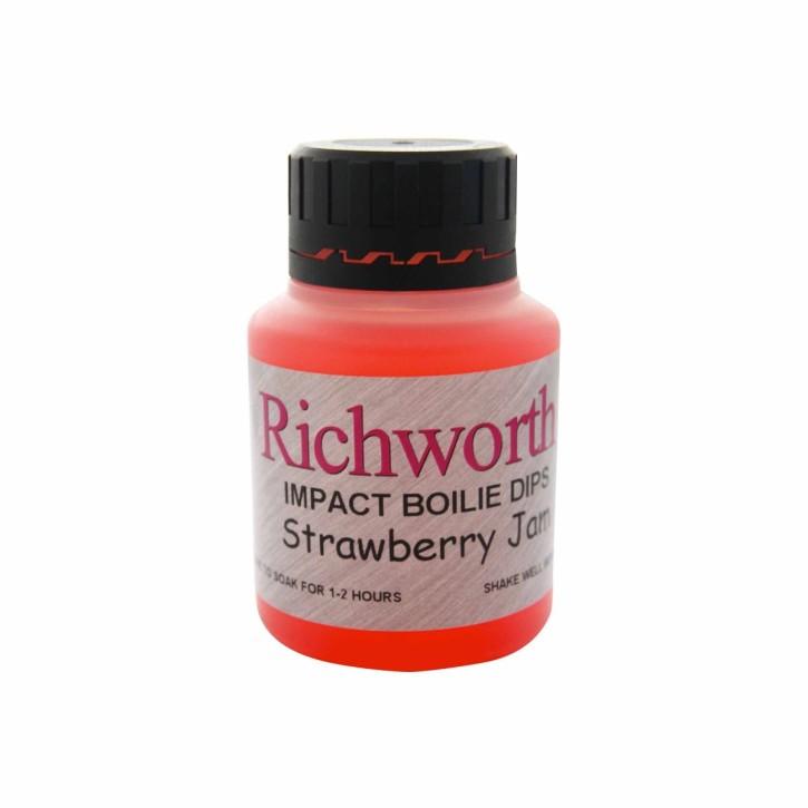Richworth Strawberry Jam Dip 130ml