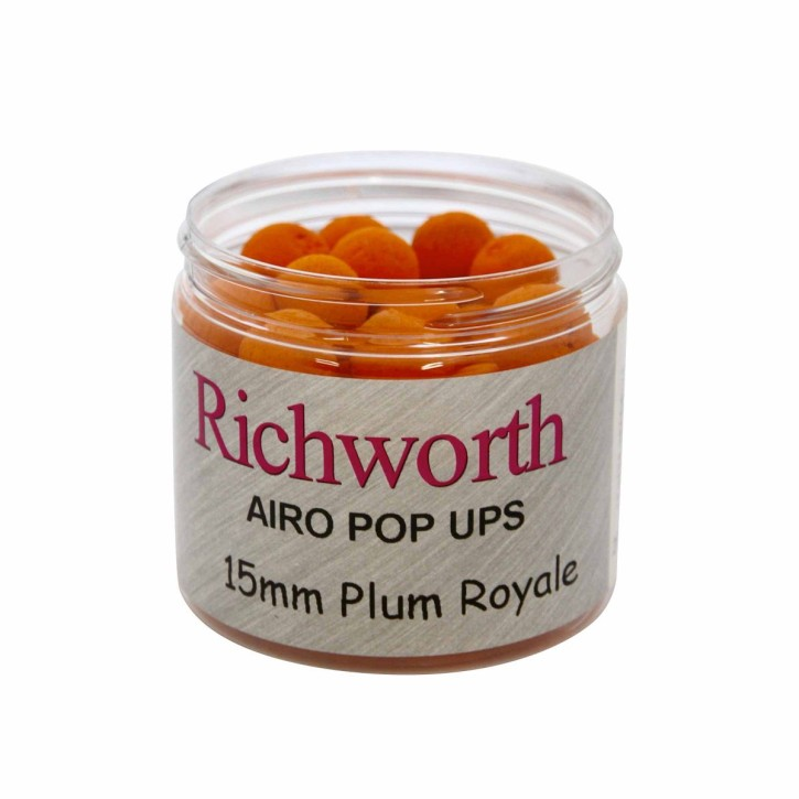 Richworth Plum Royale Pop Up´s 15mm