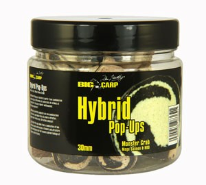 Big Carp Hybrids Pop Ups 30mm