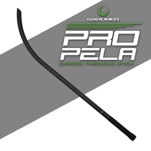 Gardner Tackle Pro-Pela Carbon Throwing Stick, Wurfrohr 22mm