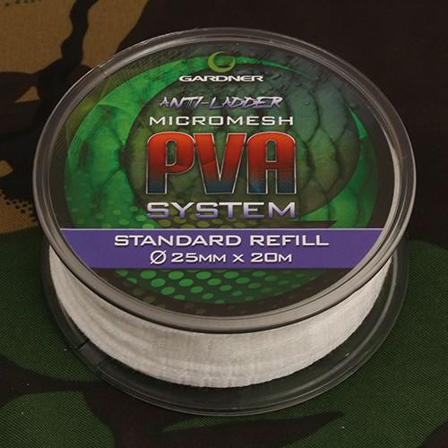 Gardner Tackle PVA Standard Micro-Mesh Refill 20m