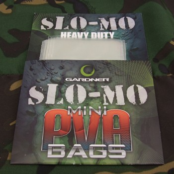 Gardner Tackle Slo-Mo (Heavy Duty) PVA Bags Mini
