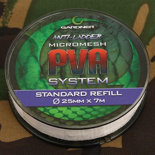 Gardner Tackle PVA Standard Micro-Mesh Refill 7m