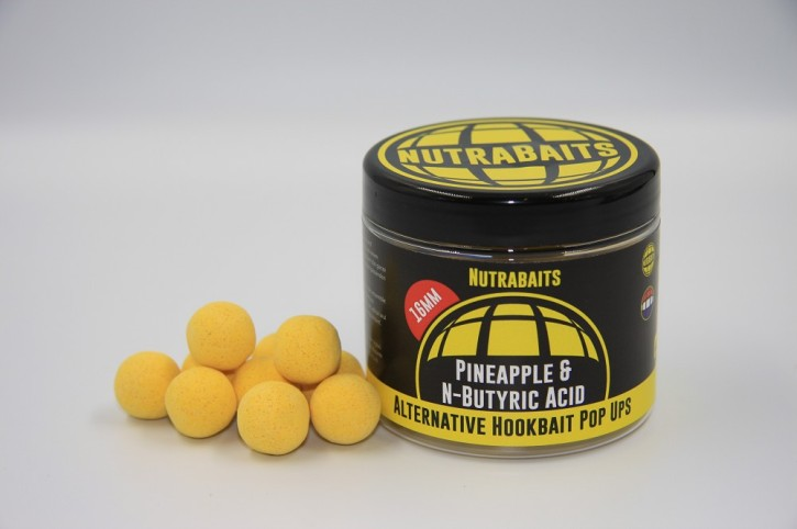 Nutrabaits Pineapple & N-Butric Alternativ Pop Up´s