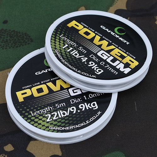 Gardner Tackle Power Gum 7Lb
