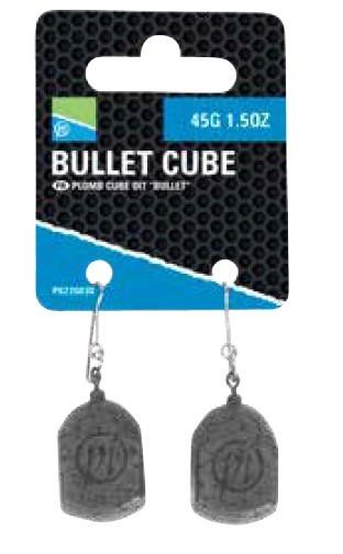 Preston Innovations Bullet Cube Lead