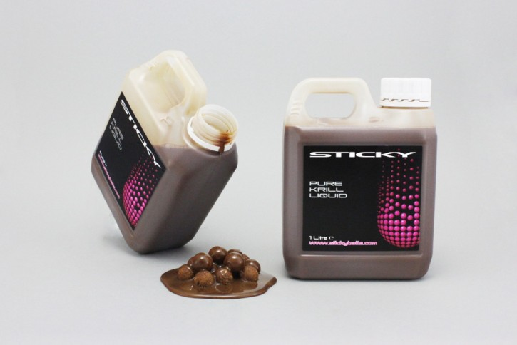 Sticky Baits The Krill Pure Krill Liquid, 1Liter
