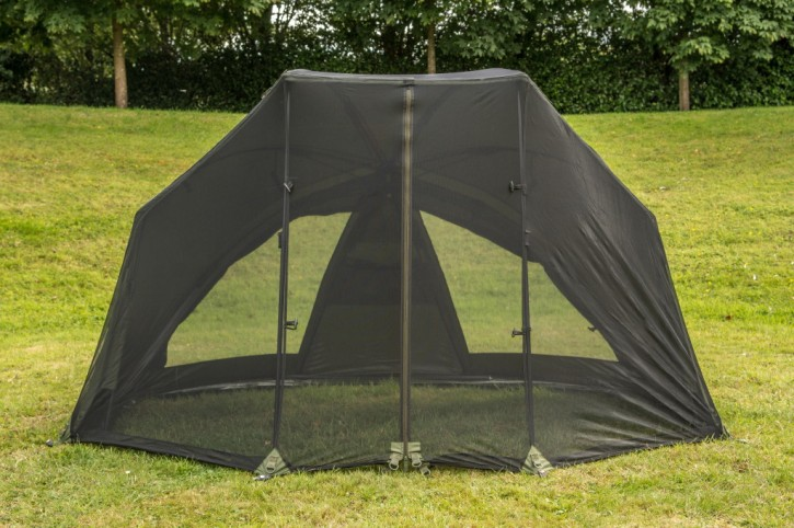 Wychwood HD MHR Brolly MKII Mozzy Front