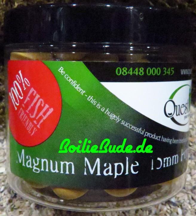 Quest Baits Magnum Maple Pop Up´s 15mm