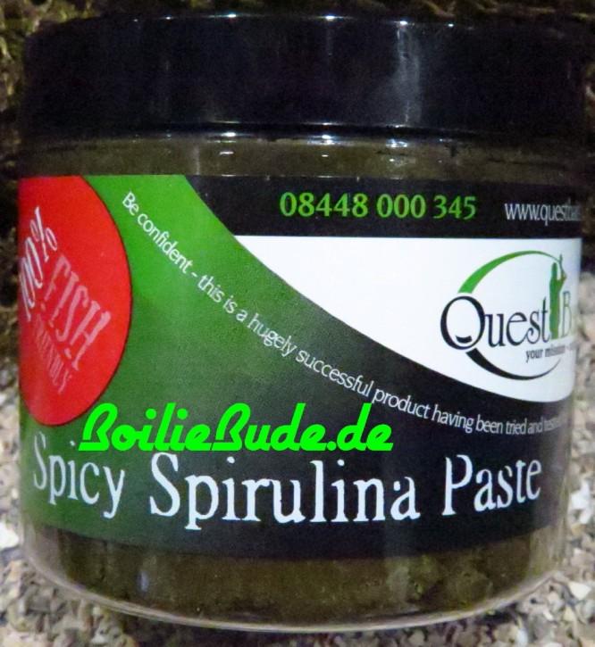 Quest Baits Spicy Spirulina Paste 200ml