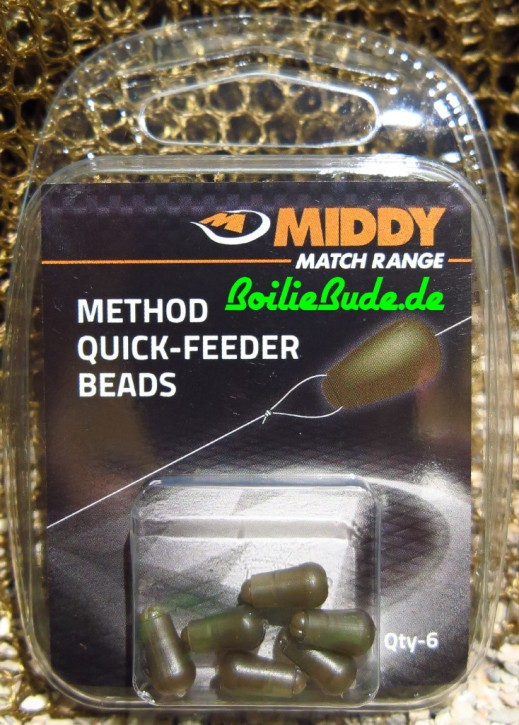 MIDDY Method Feeder Quick-Beads