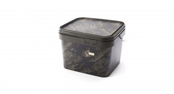 Nash Tackle Rectangular Bucket Small, 5 Liter