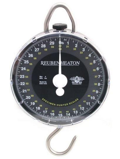 Reuben Heaton Specimen Hunter Scales 2017, Angelwaage