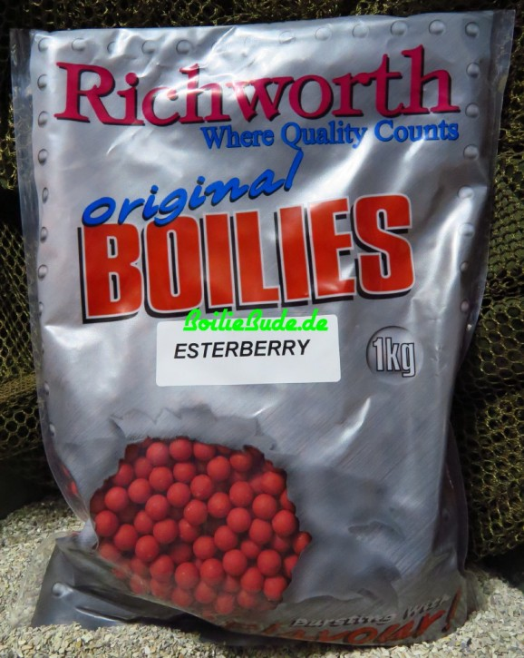 Richworth Esterberry Boilies