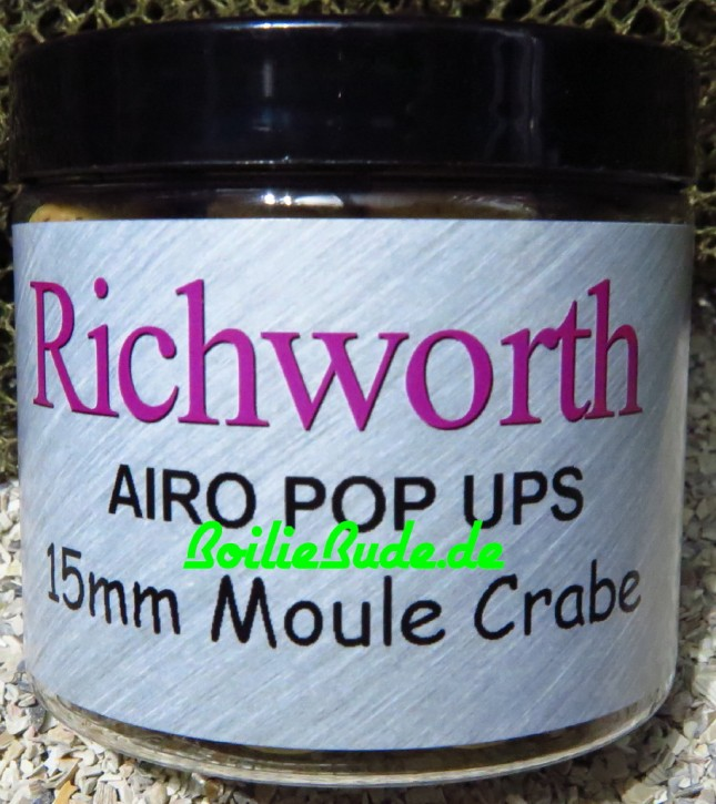 Richworth Moule Crabe Pop Up´s 15mm