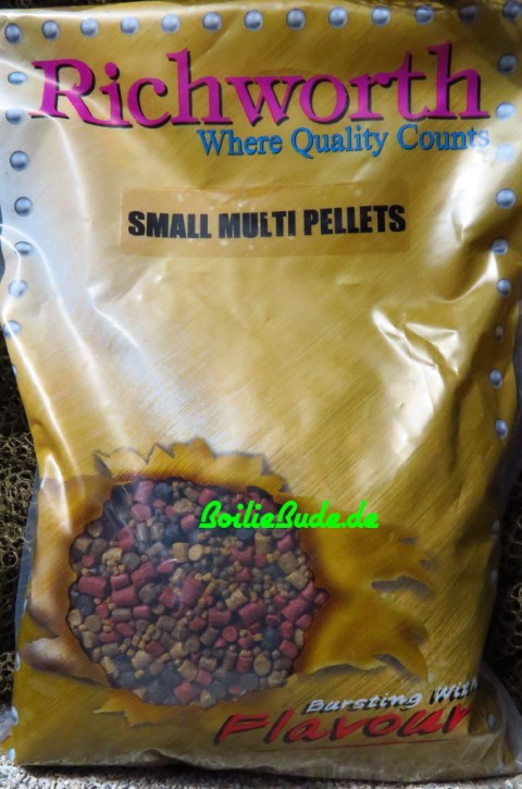Richworth Small Multi Pellets 900gr.