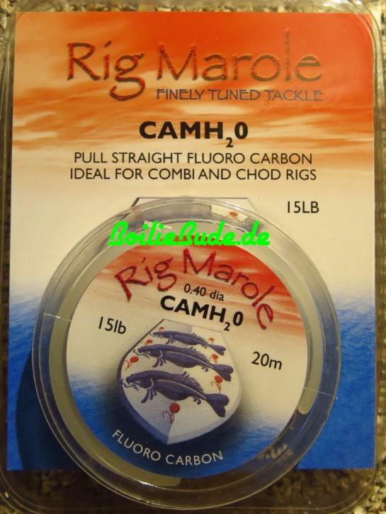 Rig Marole Camh2o Clear in 15lb, 20m
