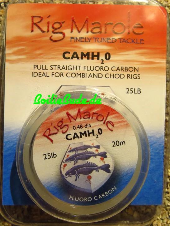 Rig Marole Camh2o Clear in 25lb, 20m