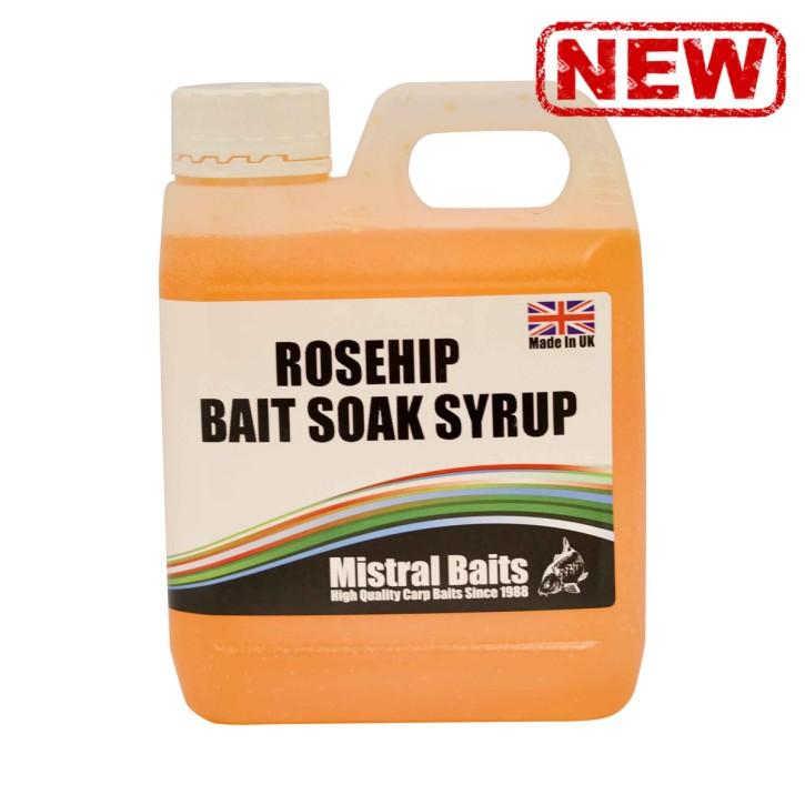 Mistral Baits Rosehip Bait Soak Syrup 1l