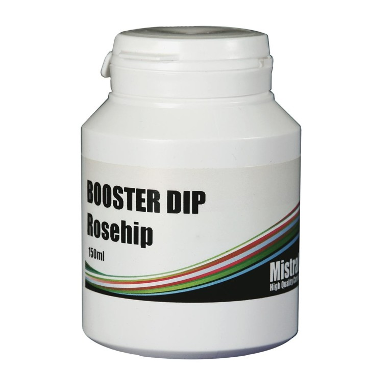 Mistral Baits Rosehip Booster Dip 150ml