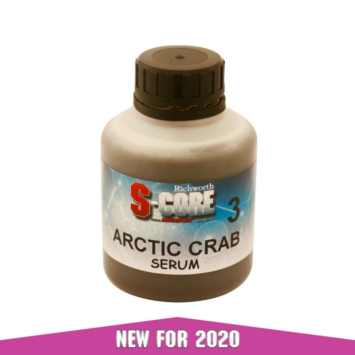 Richworth S-Core 3 Arctic Crab Serum 250ml