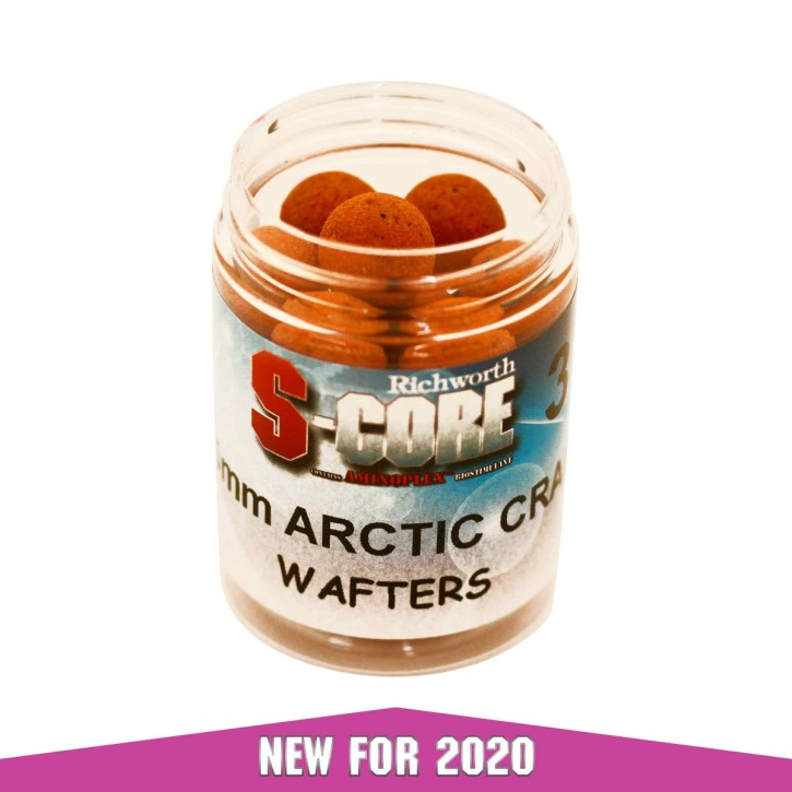 Richworth S-Core 3 Arctic Crab Wafters 15mm