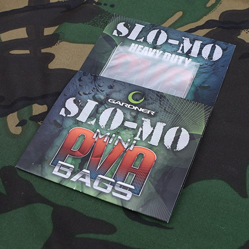 Gardner Tackle Slo-Mo (Heavy Duty) PVA Bags Standard