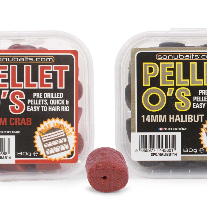 Sonubaits 14mm Pellet O's