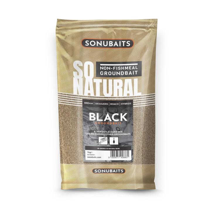 Sonubaits So Natural Black