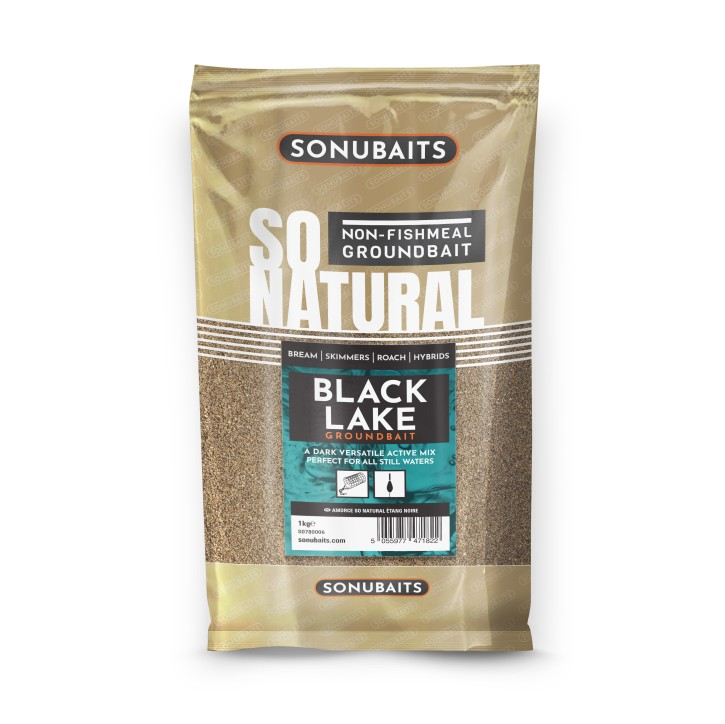 Sonubaits So Natural Black Lake