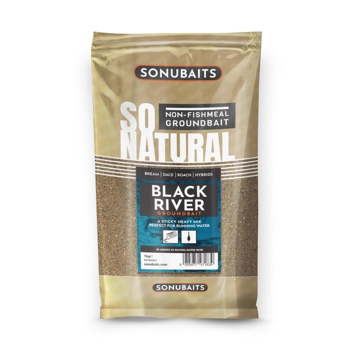 Sonubaits So Natural Black River