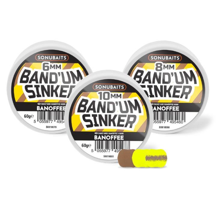 Sonubaits Band'um Sinkers Banoffee