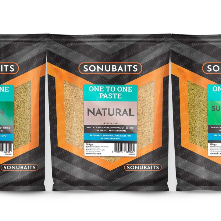 Sonubaits One To One Paste 500gr.