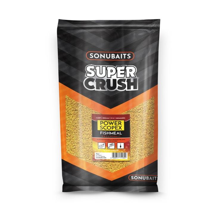 Sonubaits Super Crush Power Scopex, 2kg
